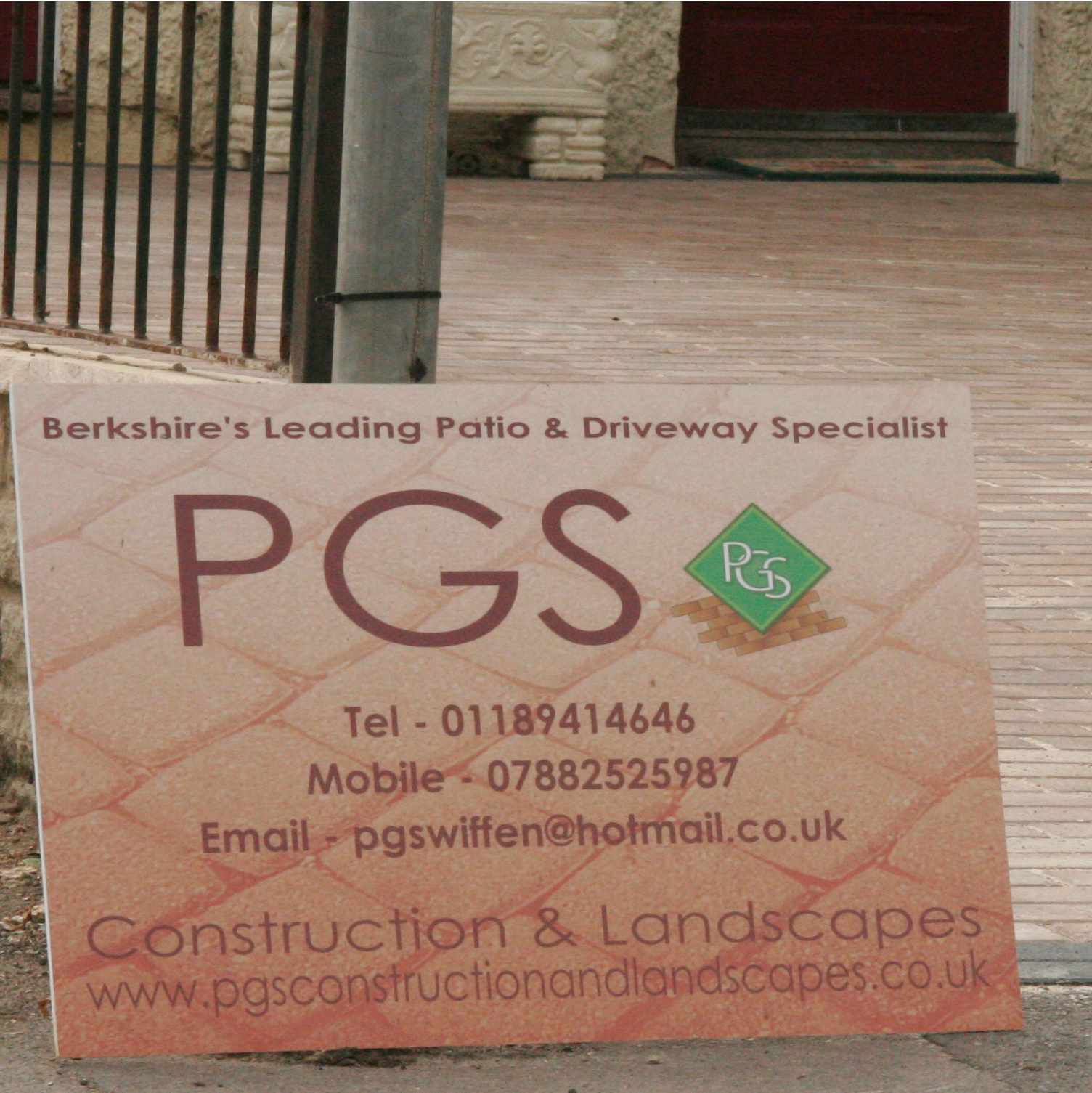 Image for PGS Construction & Landscapes Reading, Berkshire RG30 4HN